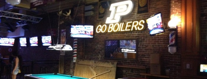 Brothers Bar & Grill is one of Must-visit Bars in West Lafayette.
