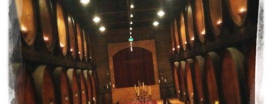 Merryvale Vineyards is one of Stevenson Favorite Wineries.
