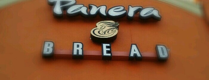 Panera Bread is one of Lieux qui ont plu à Thais.