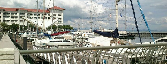 Straits Quay Seaside is one of Penang.
