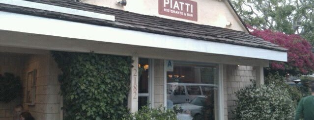 Piatti is one of Lajolla.