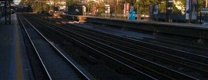 Metro North - Mamaroneck Train Station is one of New Haven Line & Northeast Corridor (Metro-North).
