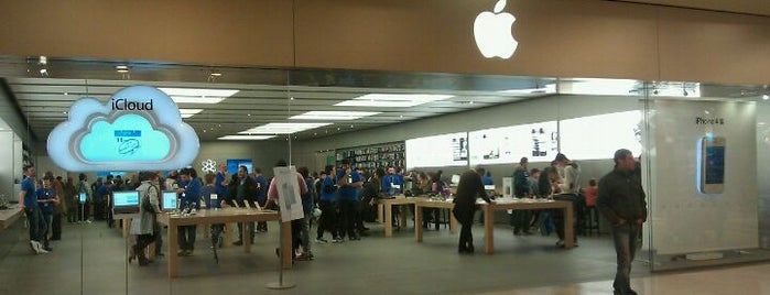 Apple Roma Est is one of Apple Stores around the world.