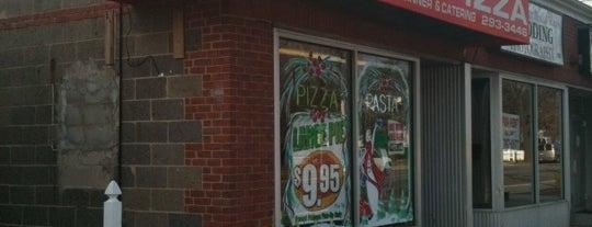 Frank's Pizza is one of Posti che sono piaciuti a Kerri.