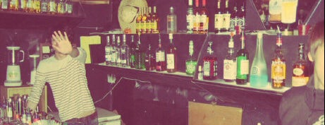 DrogBar is one of I worship GOOD Bars.