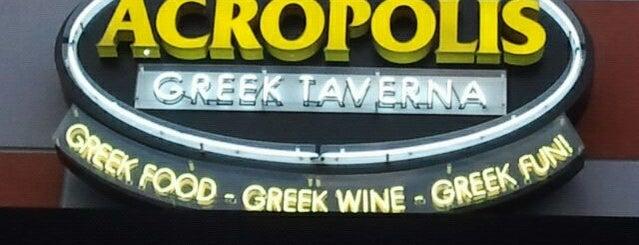 Acropolis Greek Taverna is one of Guide to St Petersburg's best spots.