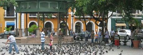Plaza De Armas is one of ♪ En Mi Viejo San Juan ♫.