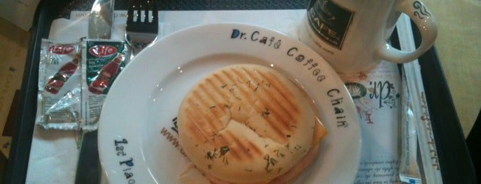 dr. CAFE® Coffee is one of kl.