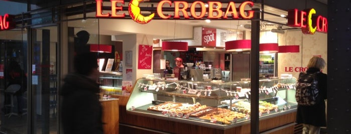 Le Crobag is one of Baker's Dozen ( Worldwide ).