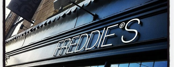 Freddies is one of Gespeicherte Orte von Kate.