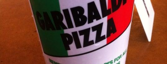 Garibaldi's Pizza is one of Orte, die Graham gefallen.