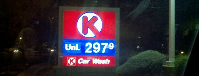 Circle K is one of Automotive.