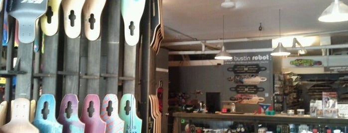 Longboard Loft NYC is one of Local / community-building.
