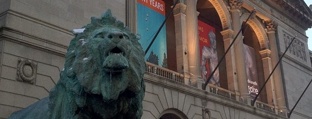 The Art Institute of Chicago is one of Traveling Chicago.
