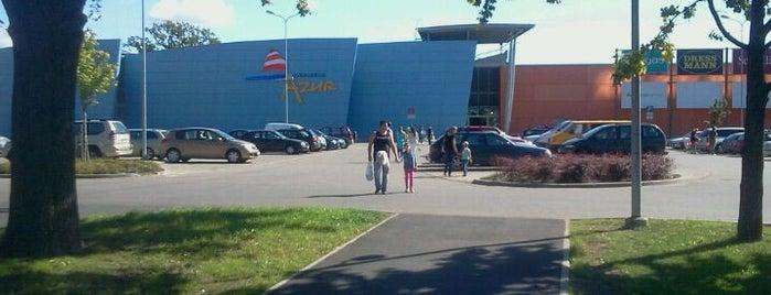 Atrium Azur is one of Lielveikali Latvijā.