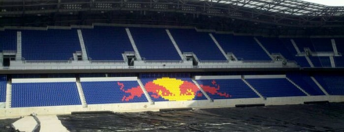 Red Bull Arena is one of Best Stadiums.