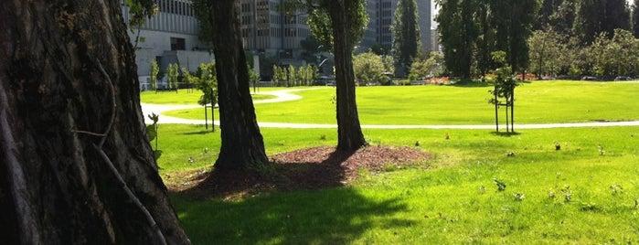 Sue Bierman Park is one of San Francisco Bay.