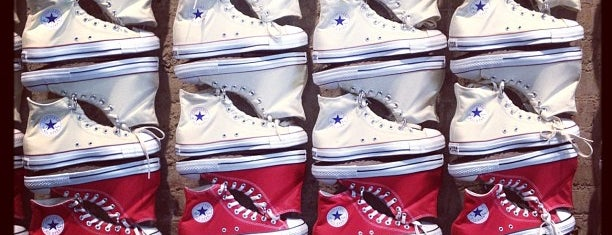 Converse is one of NYC Threads.