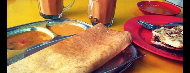 Saffron's Cafeteria is one of Micheenli Guide: Supper hotspots in Singapore.