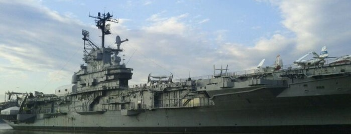 Intrepid Sea, Air & Space Museum is one of Visit to NY.