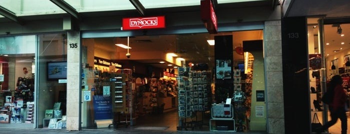 Dymocks Adelaide is one of Locais curtidos por Dave.