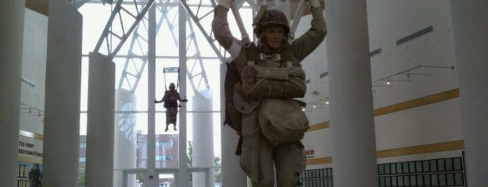 Airborne & Special Operations Museum is one of Crispinさんのお気に入りスポット.