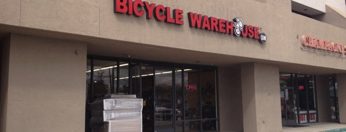 Bicycle Warehouse is one of San Diego.
