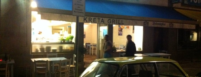 Kreta Grill is one of MUN.