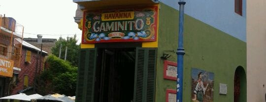 Caminito is one of Buenos Aires Tour.