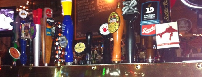 Mugs Ale House is one of USA NYC BK Williamsburg.