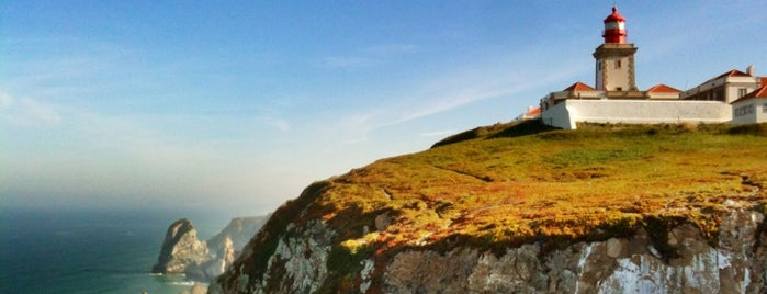 Cabo da Roca is one of Lisbon day trip.