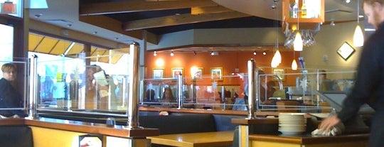 California Pizza Kitchen is one of Posti che sono piaciuti a Semra.