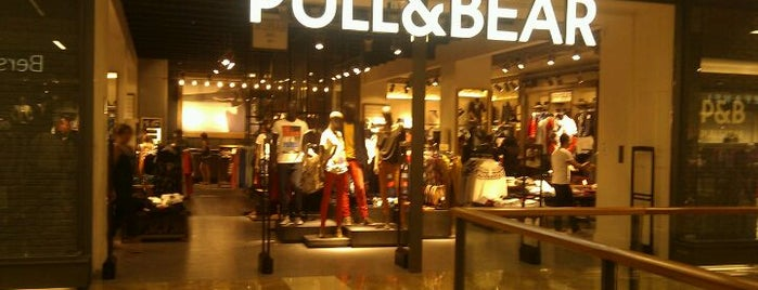 Pull & Bear is one of Antalya.