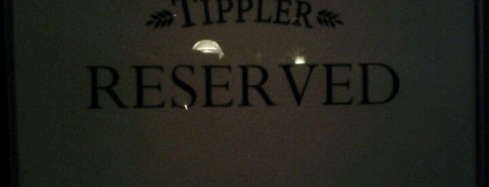 The Tippler is one of Must-visit Nightlife Spots in New York.