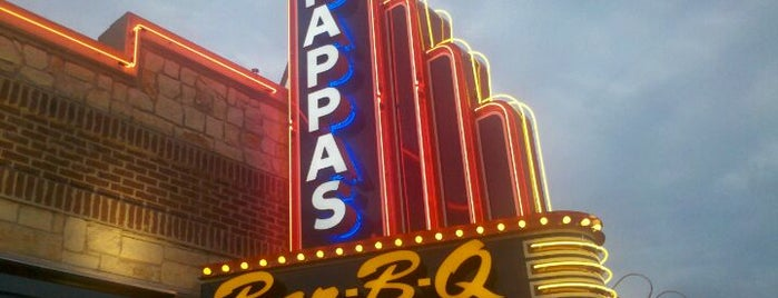 Pappas Bar-B-Q is one of BBQ.