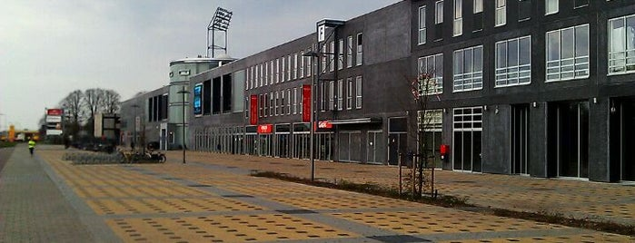 MAC³PARK stadion is one of Part 3~International Sporting Venues....