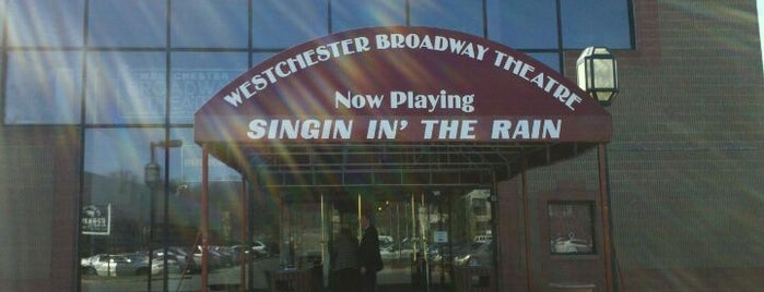 Westchester Broadway Theatre is one of Noooossa.