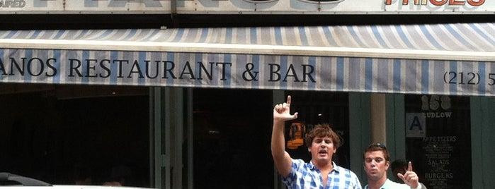 Miami Boy's Top 7 New York Bars