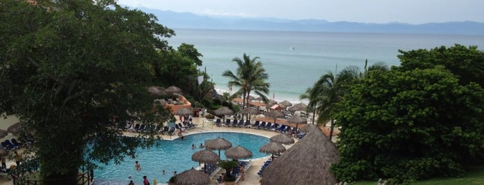 Grand Palladium Vallarta Resort & Spa is one of Posti salvati di Sandra.