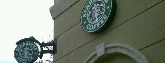 Starbucks is one of Jacquie 님이 좋아한 장소.
