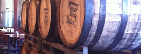 FiftyFifty Brewing Co. is one of Best US Breweries--Brewery Bucket List.