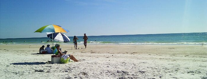Anna Maria Island Beach Resort is one of My Beaches.