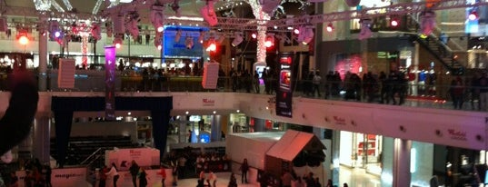 Westfield London is one of The Fashionista's Guide to London, UK.