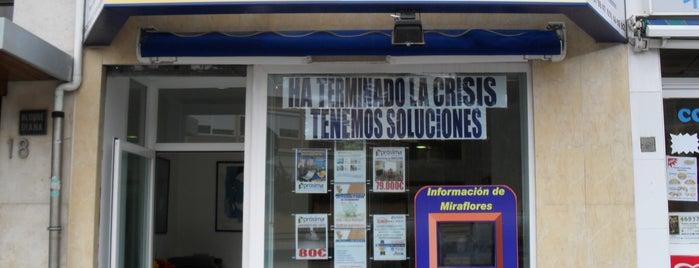 Inmobiliaria Prosima is one of Malaga Specials.