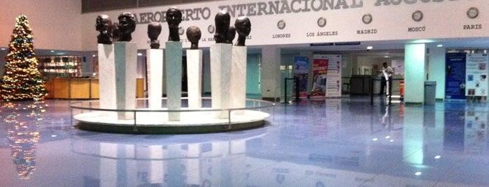 Aeropuerto Internacional Augusto C. Sandino (MGA) is one of Airports - worldwide.