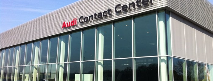 Audi Contact Center is one of Tempat yang Disukai Yves.