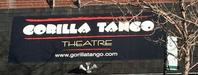 Gorilla Tango Theatre is one of Comedy & Theater in Chicagoland.
