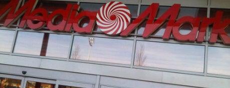 MediaMarkt is one of Top 10 favorites places in Hainaut.