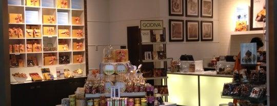 Godiva Chocolatier is one of Must-visit Food in Atlanta.