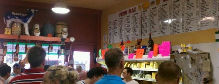 Pennsylvania Macaroni Company is one of Lidia's Italy in America.